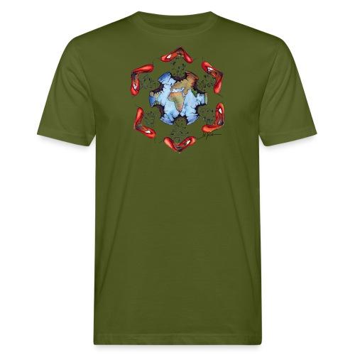 Égoïsme de l'être humain - T-shirt bio Homme