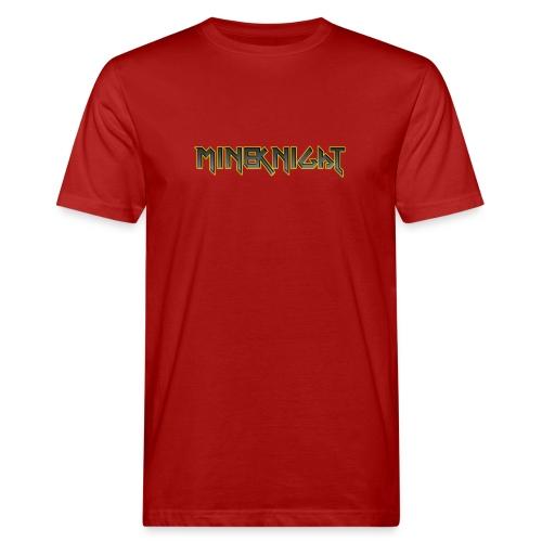 MineKnight T-shirt - Ekologisk T-shirt herr