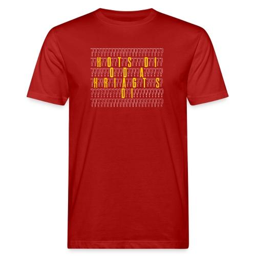 Vorschau: Hots di oda kriagts di - Männer Bio-T-Shirt
