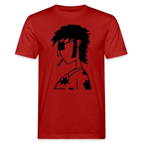 hippie - Männer Bio-T-Shirt