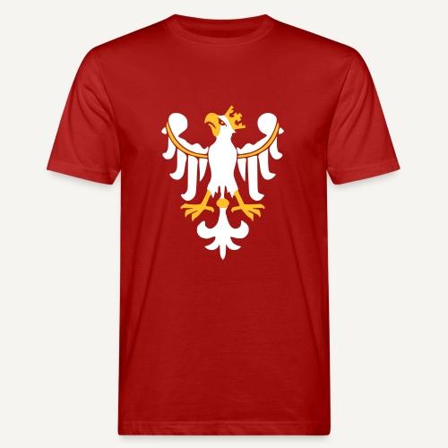 Orzeł Piastowski - Ekologiczna koszulka męska