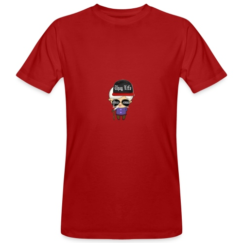 Angry Granny T-shirt - Männer Bio-T-Shirt