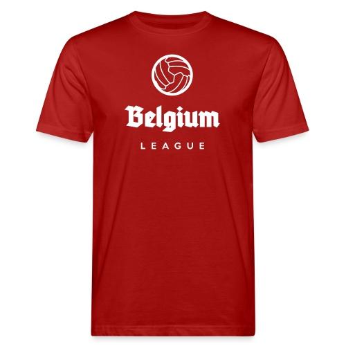 Belgium football league belgië - belgique - T-shirt bio Homme