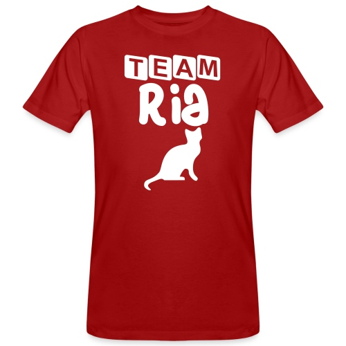 Team Ria - Men's Organic T-Shirt