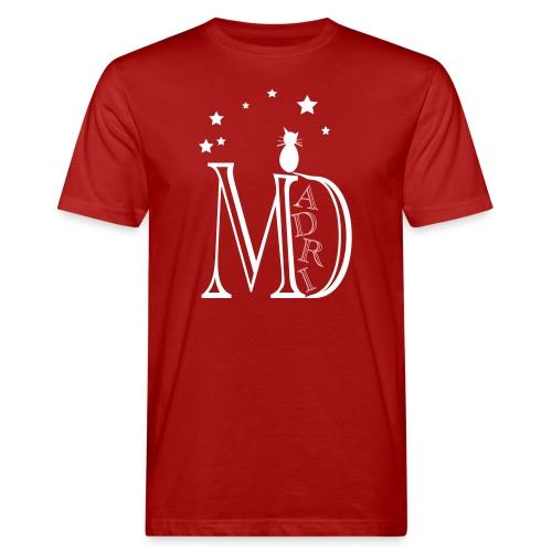 MadriG - Camiseta ecológica hombre