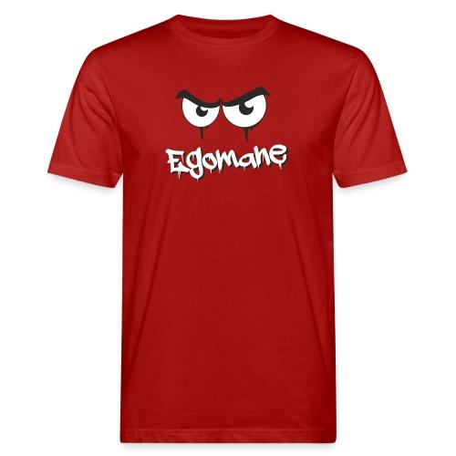 Egomane - Männer Bio-T-Shirt