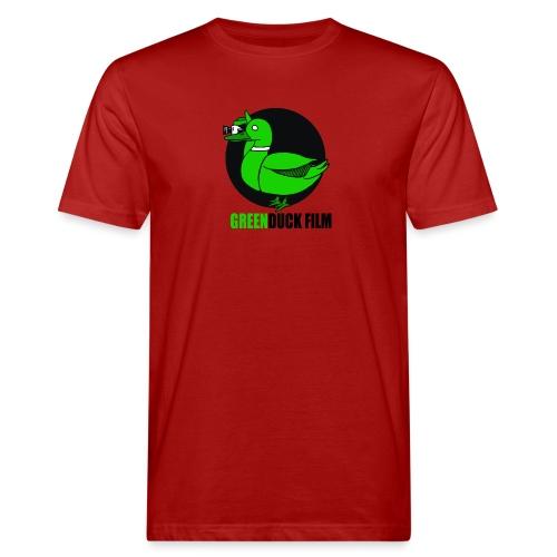 Greenduck Film Logo w. black letters - Organic mænd