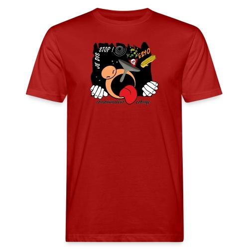 consommateur cobaye - T-shirt bio Homme