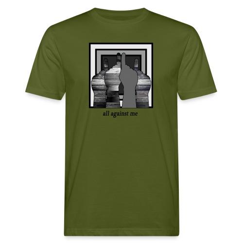 ALL AGAINST ME-2 - Camiseta ecológica hombre