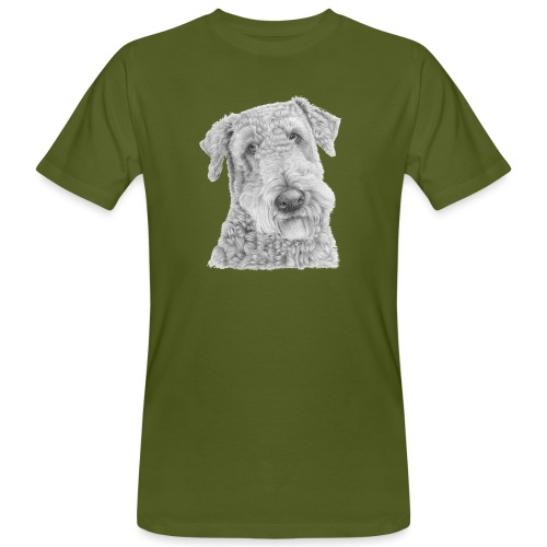 airedale terrier - Organic mænd