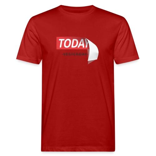 Today - T-shirt ecologica da uomo