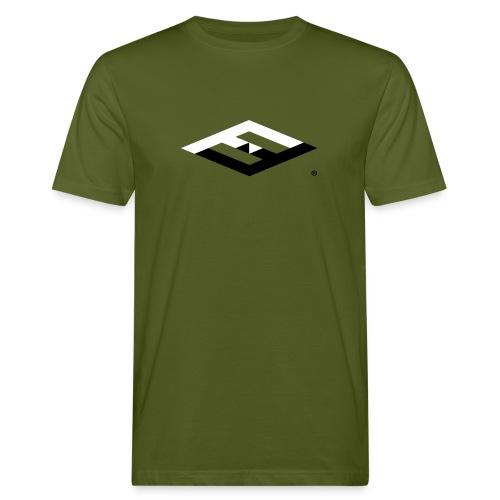 farfuture logo tshirts - Männer Bio-T-Shirt