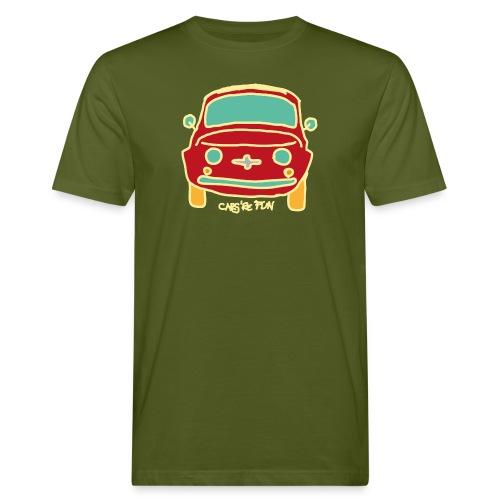 Voiture ancienne mythique - T-shirt bio Homme