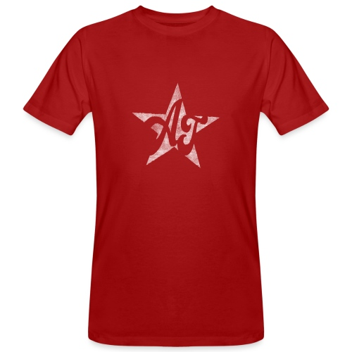 Amoeba Teen 'AT Star' - Men's Organic T-Shirt