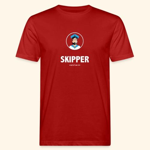 SeaProof Captain - Männer Bio-T-Shirt