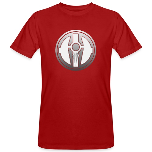 BDL logo - Miesten luonnonmukainen t-paita