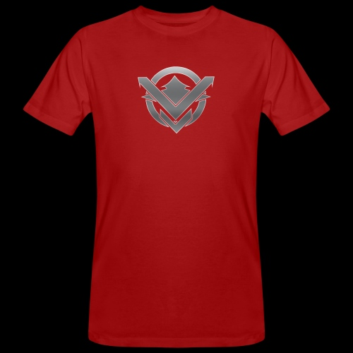 SVN Arts logo - Mannen Bio-T-shirt
