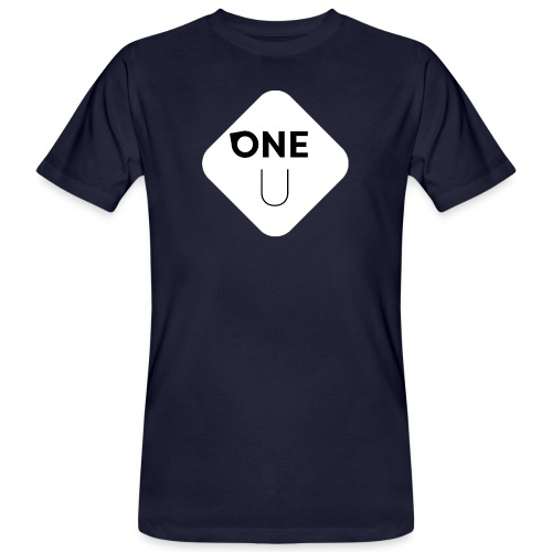 One U - Ekologisk T-shirt herr
