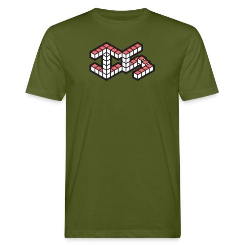 InnSpace Logo Large - Men's Organic T-Shirt