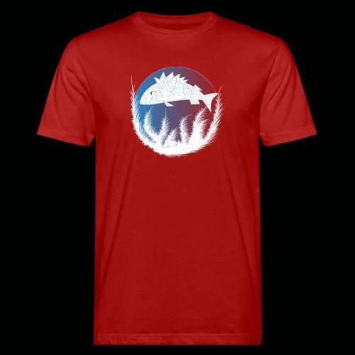Fisch - Männer Bio-T-Shirt