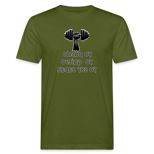 Para el Espejo: GYM - YO PUEDO - Camiseta ecológica hombre