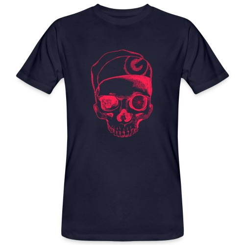 Eat my Dust | red - Männer Bio-T-Shirt