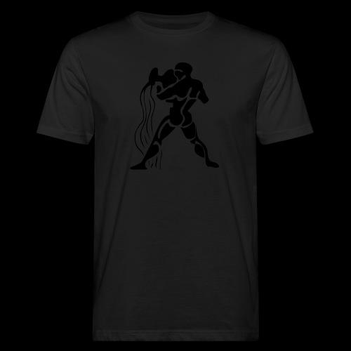 STERNZEICHEN WASSERMANN - Männer Bio-T-Shirt