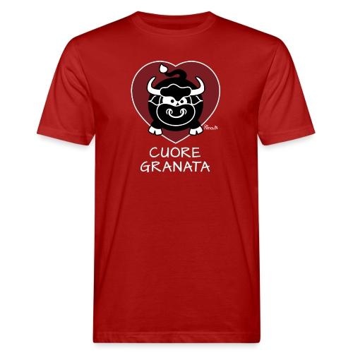 Torino Cuore Granata, Football Club, Calcio Italia - T-shirt bio Homme