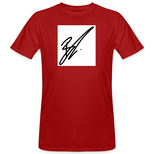 coole moderneres Zeichen zu einem super preis - Männer Bio-T-Shirt