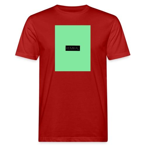 KEMIKAL - T-shirt ecologica da uomo