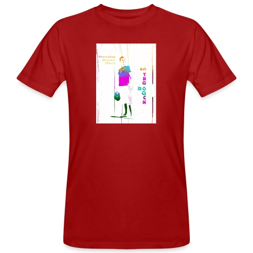 onthebeach - Ekologiczna koszulka męska