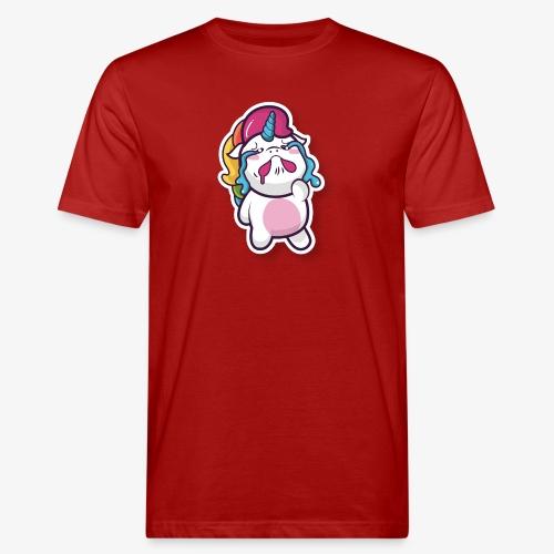 Funny Unicorn - Men's Organic T-Shirt