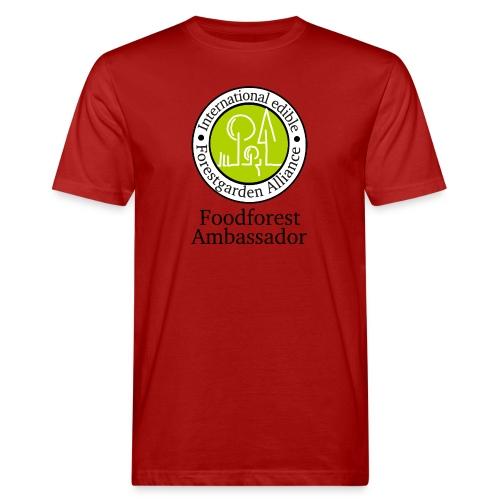 foodfores Ambassador grws - Männer Bio-T-Shirt