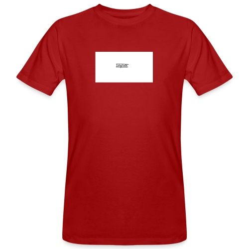 longitude - Men's Organic T-Shirt