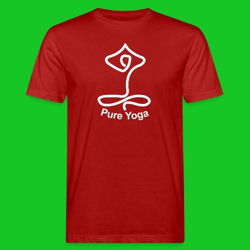 Pure Yoga - Mannen Bio-T-shirt