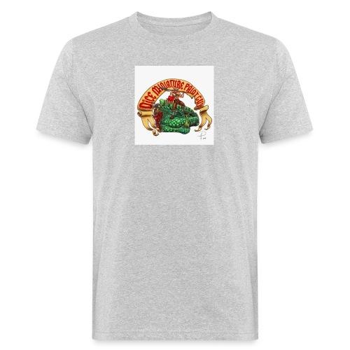 DiceMiniaturePaintGuy - Men's Organic T-Shirt