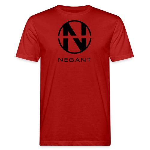 Black Negant logo - Organic mænd