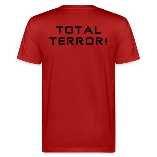 Black Negant logo + TOTAL TERROR! - Organic mænd