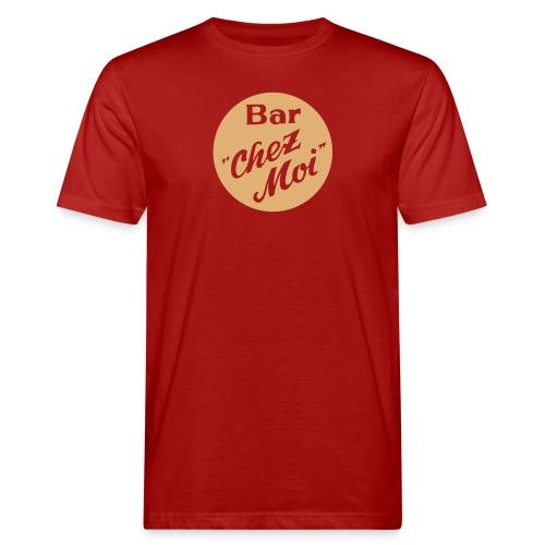 bar chez moi 2 simple - Männer Bio-T-Shirt