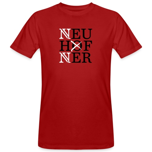Neuhofner - Männer Bio-T-Shirt