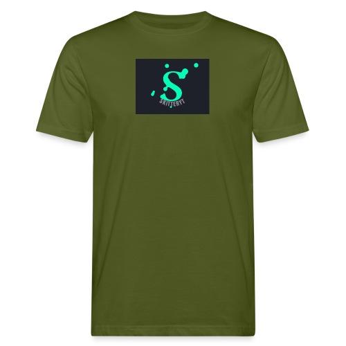 skitterYT - Ekologisk T-shirt herr