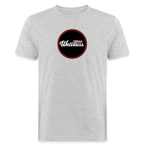 Wellouss Fan T-shirt | Rood - Mannen Bio-T-shirt