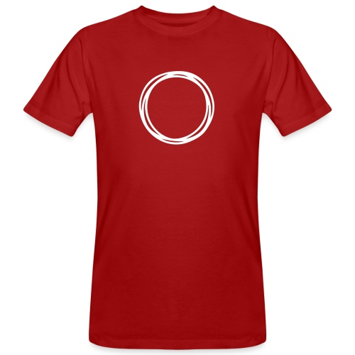 Circles and circles - Men's Organic T-Shirt