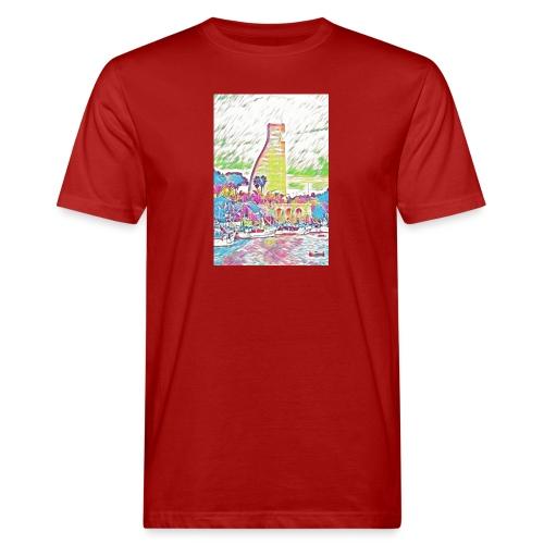 Brindisi - T-shirt ecologica da uomo