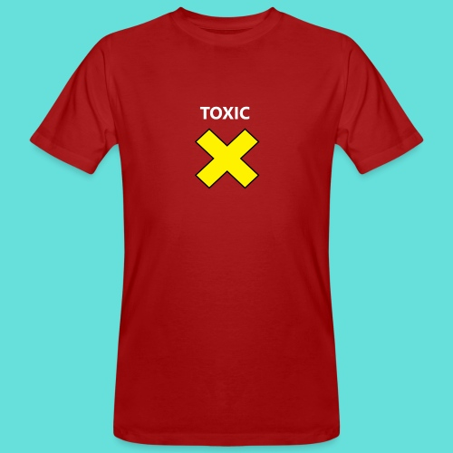 TOXIC - T-shirt bio Homme