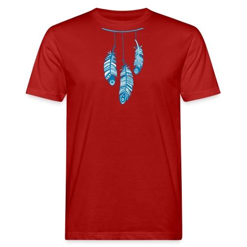 Koszulka indianie - Ekologiczna koszulka męska