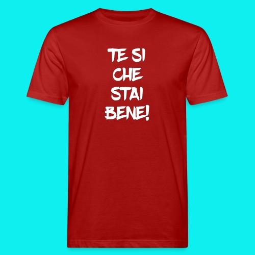 tesiokok - T-shirt ecologica da uomo
