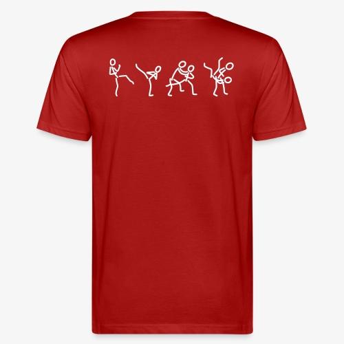 iYpsilon Kampfgruppe - Männer Bio-T-Shirt