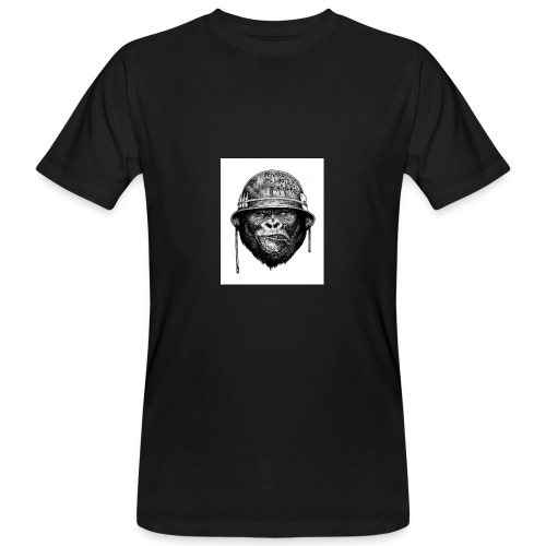 monkey man - Men's Organic T-Shirt