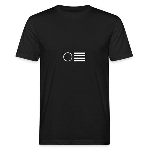 CLOUD White - Økologisk T-skjorte for menn